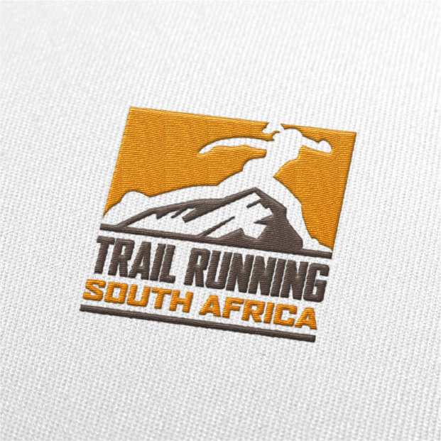 Embroidered Trail Running South Africa logo