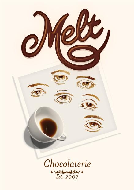 Melt menu screenshot