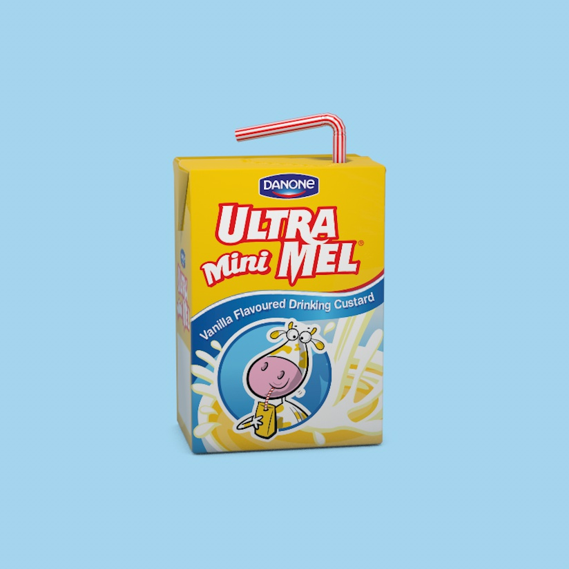 UltraMel Mini tetra pack