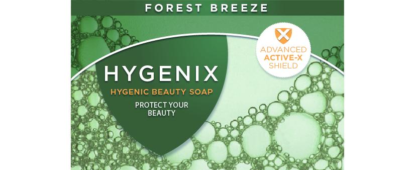 Hygenix Forest Breeze artwork