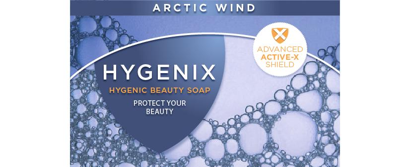 Hygenix Arctic Wind artwork