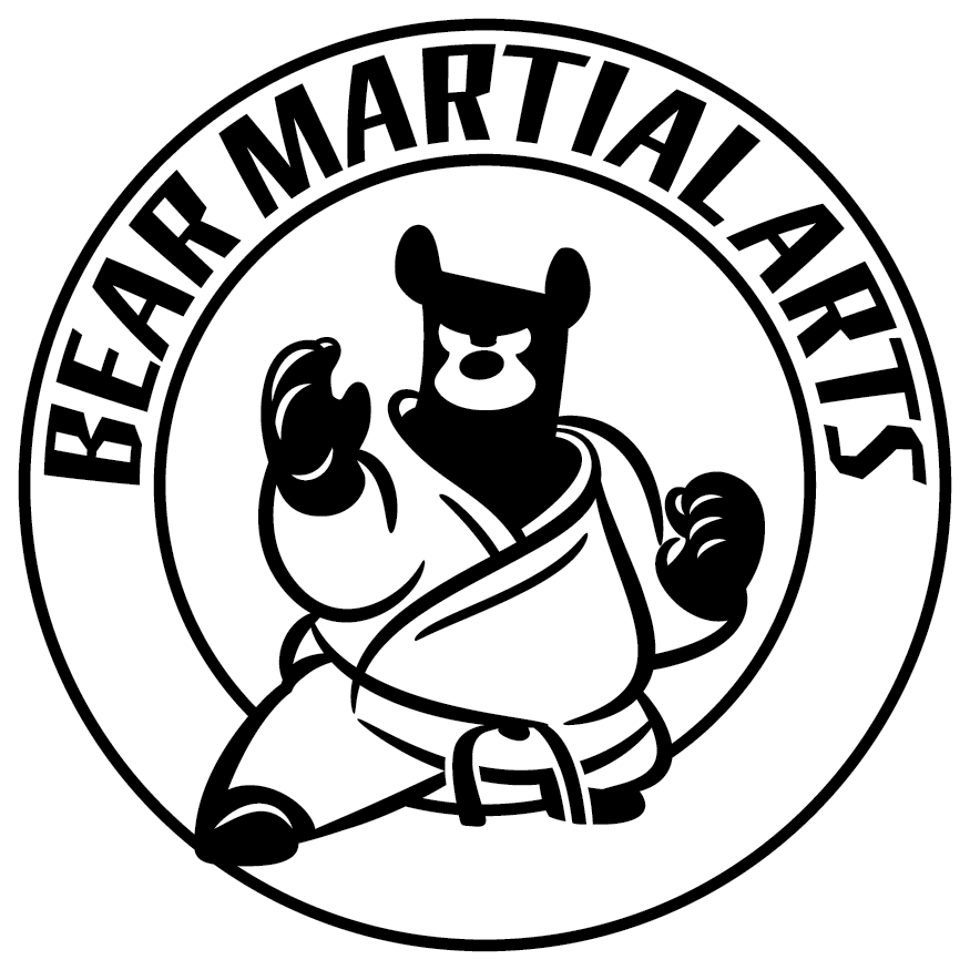 Bear Martial Arts Logo