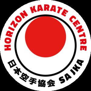 Horizon Karate Centre Round SAJKA Logo